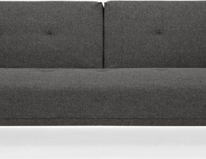 Akio Click Clack Sofa Bed, Cygnet Grey