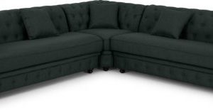 Branagh Corner Sofa, Anthracite Grey