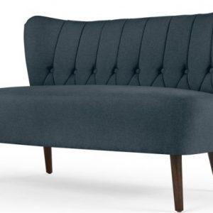 Charley 2 Seater Sofa, Aegean Blue