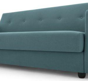 Chou Click Clack Sofa Bed with Storage, Sherbet Blue