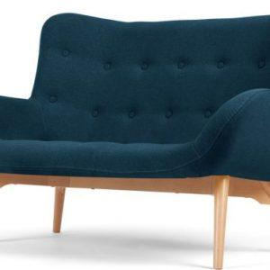 Doris 2 Seater Sofa, Shetland Navy