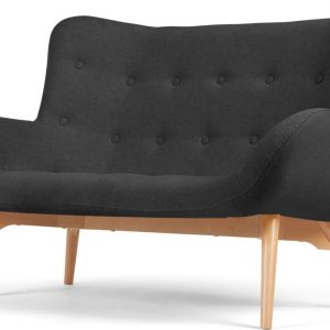 Doris 2 Seater Sofa, Shetland Slate