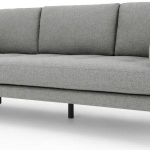 Harlow 3 Seater Sofa, Mountain Grey
