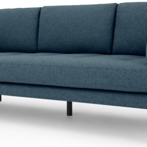 Harlow 3 Seater Sofa, Orleans Blue