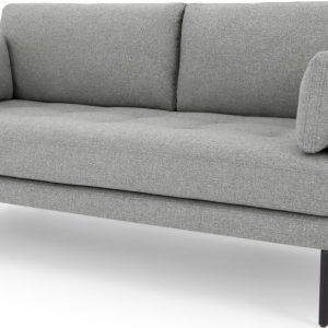 Harlow Large 2 Seater Sofa, Mountain Grey