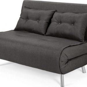 Haru Small Sofa Bed, Cygnet Grey