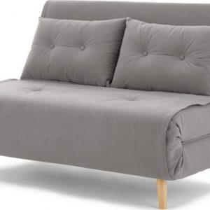 Haru Small Sofa bed, Marshmallow Grey