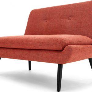 Jonny 2 Seater Sofa, Revival Orange