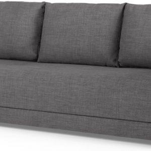 MADE Essentials Brock Platform Sofabed, Pewter Grey