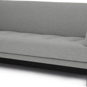 Harlow Sofa Bed with Storage, Mountain Grey