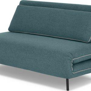 Kahlo Large Double Sofa Bed, Sherbet Blue