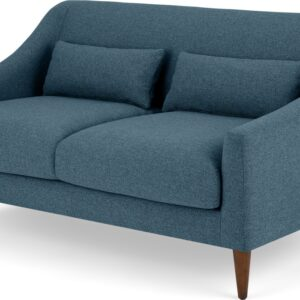Herton 2 Seater Sofa, Orleans Blue
